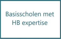 Basisscholen met HB expertise